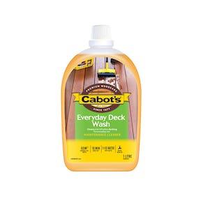 Cabot's Deck Wash 1L