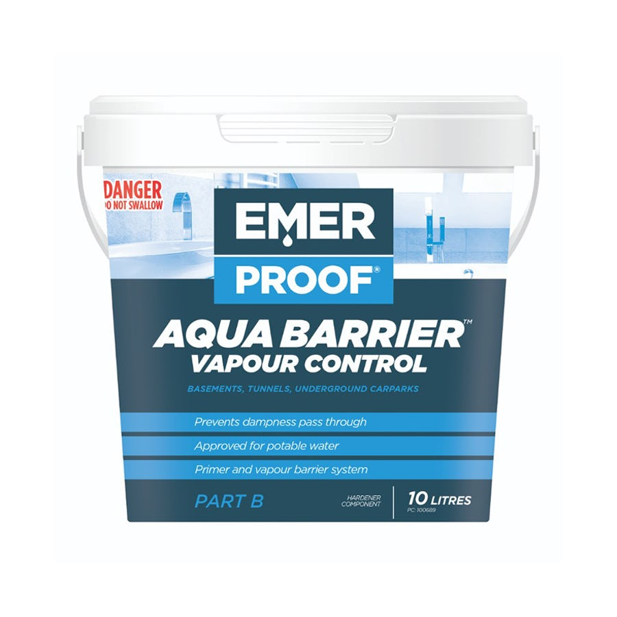 Parchem Emer-Proof Aqua Barrier Vapour Control Part B 10L