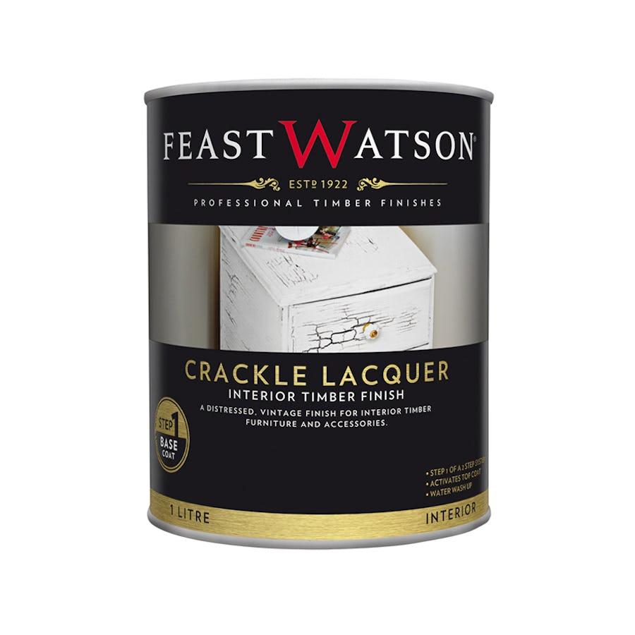 Feast Watson Crackle Lacquer Base Coat 1L