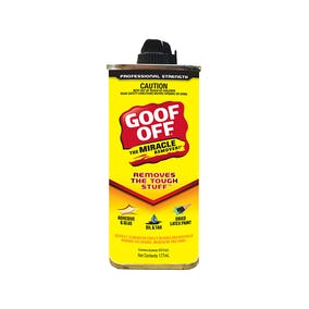 Goof Off Adhesive Remover 177ml